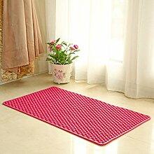 Private home textiles Anti-Schiebe-Tür