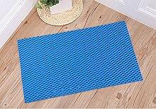 Private home textiles Bad Antirutschmatten Bad Massagematte Matte mit Saugnapf-Pad-D 38x67cm(15x26inch)