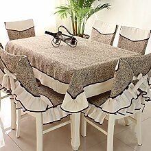 Private home textiles Tischtuch Desktop Dekoration