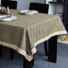 Private home textiles Tischtuch European Style