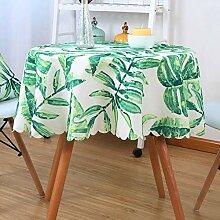 Private Home Textiles Wasserdichte Tischdecke