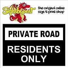Private Road-, wasserdicht, 5136Aluminium,