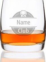 Privatglas Rum Glas mit persönlicher Namensgravur