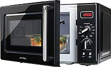 Privileg Mikrowelle 364354, Grill, 700 W, im