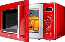 Privileg Mikrowelle 450555, Grill, 700 W, im