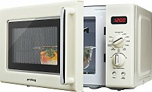 Privileg Mikrowelle 670559, Grill, 700 W, im