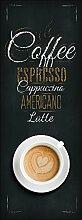 Pro-Art gla1008c Wandbild Glas-Art 'Coffee