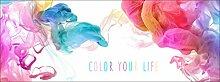 Pro-Art gla1056o Wandbild Glas-Art 'Colour