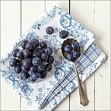 Pro-Art gla777a Wandbild Glas-Art 'Blueberries