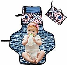 Pro Baby Wickelunterlage faltbar Wasserdicht