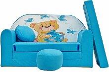 PRO COSMO B3Kinder Sofa Bed Plus Gratis