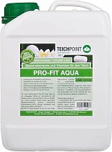 Pro-Fit Aqua Vitalzusatz für den Gartenteich 2,5 Liter, für fischgeretes und naturnahes Teichwasser