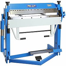 Pro-Lift-Werkzeuge Abkantmaschine Abkantbank 2,5mm