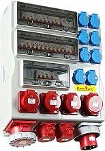 Pro-Lift-Werkzeuge Baustromverteiler 63A