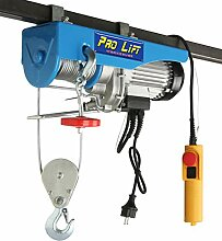 Pro-Lift-Werkzeuge Elektrische Seilwinde 800kg mit