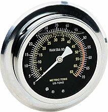 Pro-Lift-Werkzeuge Manometer für 45t