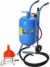 Pro-Lift-Werkzeuge Mobiles Sandstrahlgerät 32l