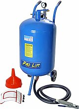 Pro-Lift-Werkzeuge Mobiles Sandstrahlgerät 63l