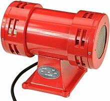 Pro-Lift-Werkzeuge Motorsirene 230 V Sirene 113 dB