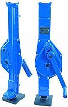 Pro-Lift-Werkzeuge Stahlwinde 3t Stockwinde mit
