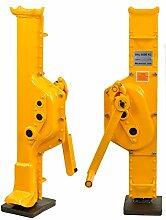 Pro-Lift-Werkzeuge Stahlwinde 5t Stockwinde mit