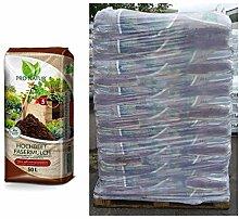 Pro Natur Bio Hochbeet-Fasermulch 54x 50 L = 2700