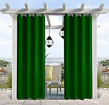 Pro Space Gardinen für den Balkon - Wasser- und