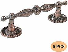 Probrico 10 Stück Küchenschrank Türgriffe Möbelgriff antikes Kupfer Möbelknopf PD2227AC90