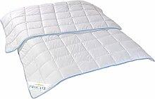 PROCAVE TopCool Qualitäts-Kinder-Bettdecke für