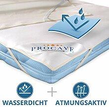 PROCAVE wasserdichter Matratzenschoner 100 x 200