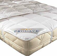 PROCAVE weiches Unterbett aus 100% Baumwolle,