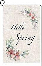 PROCIDA Frühlingsgartenflagge Ostern Saisonale