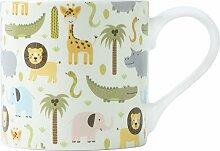 ProCook | Kindertasse | Porzellan | Dschungel |