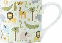 ProCook - Kindertasse - Porzellan - Dschungel -