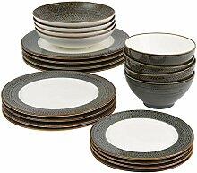 ProCook Napa Porzellan Tafelservice - 20-teilig -