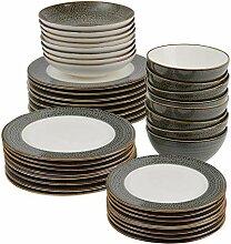 ProCook Napa Porzellan Tafelservice - 40-teilig -