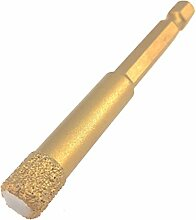 PRODIAMANT Profi Diamant-Bohrkrone Fliese 10 mm x