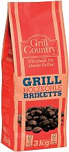 Profagus - Grill Country Grill Holzkohle Briketts