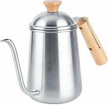 Professioneller Edelstahl-Wasserkocher, Teekanne