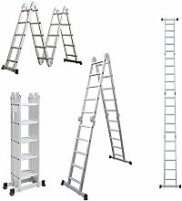Profi 8 - 20 Stufen Mehrzweckleiter Leiter
