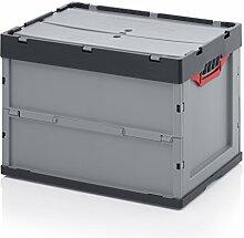 Profi-Faltbox 60 x 40 x 42 mit Deckel inkl. gratis
