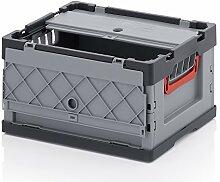 Profi - Faltbox mit Deckel 5er Set Auer, 40x30x22