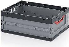 Profi-Faltbox ohne Deckel 5er Set Auer Faltbox