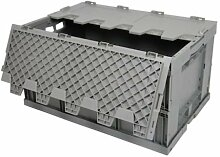 Profi Klappbox Euronorm 59 Liter 600X400X320mm