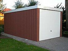 profi+L Garage Lager ca. 2,9m x 6m profiliert