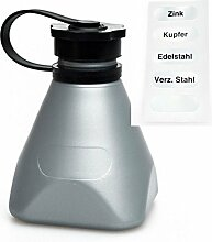 Profi Lötwasserflasche silber Farbe