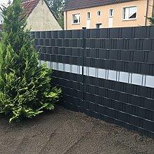 Profi Sichtschutz 50 Meter 1,1 mm PP Kunststoff