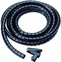 Profile 449000005Mantel-Kabel schwarz