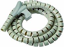 Profile 449000010Mantel-Kabel silber