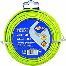 Profile 790410261Kabel VOB 2,525m gelb/grün